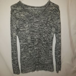 BOGO Grey sweater with pockets size large